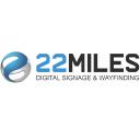 22 Miles logo icon