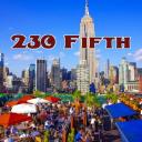 230 Fifth logo icon