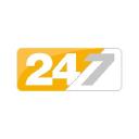 24 7 Recruitment logo icon