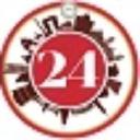 24 Horas logo icon