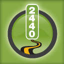 2440 Media logo icon