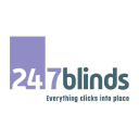 247 Blinds logo icon