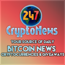 Crypto News logo icon
