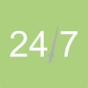 247parcel.Com logo icon