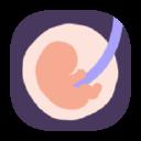 24 Baby logo icon