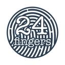 24 Fingers logo icon