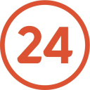 24 Foundation logo icon