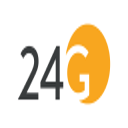 Crowd Play 24 G logo icon