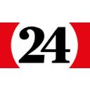24heures logo icon
