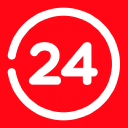 24horas logo icon