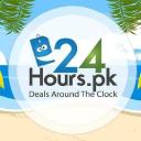 24 Hours logo icon