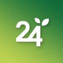 24 Kitchen logo icon