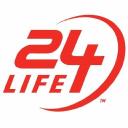 24 Life logo icon