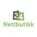 24 Nettbutikk logo icon