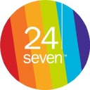 24 Seven Talent logo icon