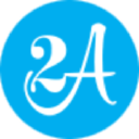2 A Marketing logo icon