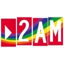 2 Am logo icon