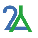 2 A Pharma logo icon