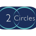 2 Circles logo icon