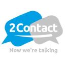 2 Contact logo icon