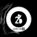 2 D Animation101 logo icon