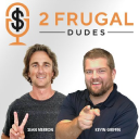 2 Frugal Dudes Podcast logo icon