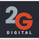 2 G Digital logo icon