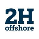 2 H Offshore logo icon