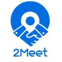 2 Meet logo icon