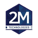 2 M Technologies logo icon