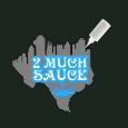 2 Much Sauce Logo