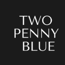 Two Penny Blue logo icon