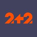2» logo icon
