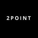 2 Point logo icon