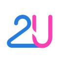 2 U Laundry logo icon