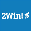 2 Win! Global logo icon