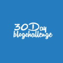 30 Day Blog Challenge logo icon