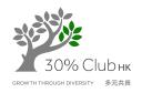 30% Club logo icon