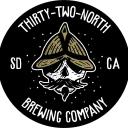 32 North Brewing Co logo icon
