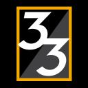 33 Realty logo icon