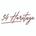 34 Heritage logo icon