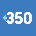 350 logo icon