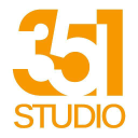 351 Studio logo icon