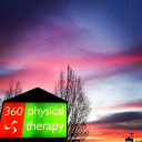 360 Physical Therapy logo icon