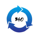 360 Business Local logo icon