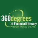 360financialliteracy.org logo icon