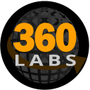 360 Labs logo icon