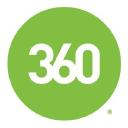 360 Live Media logo icon
