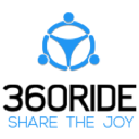 360 Ride logo icon