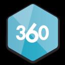 360social logo icon